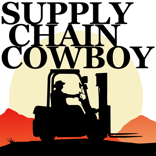 Cover image of Supply Chain Cowboy