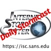 SANS Internet Stormcenter Daily Network/Cyber Security and Information Security Stormcast artwork