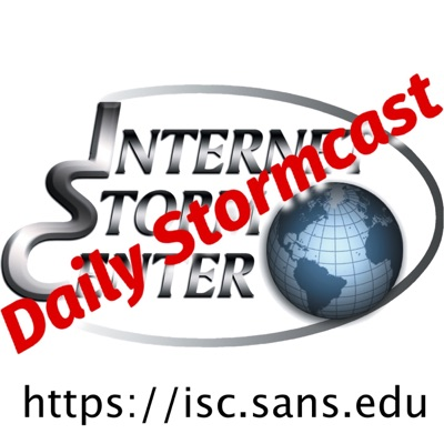 ISC StormCast for Thursday, October 31st 2019