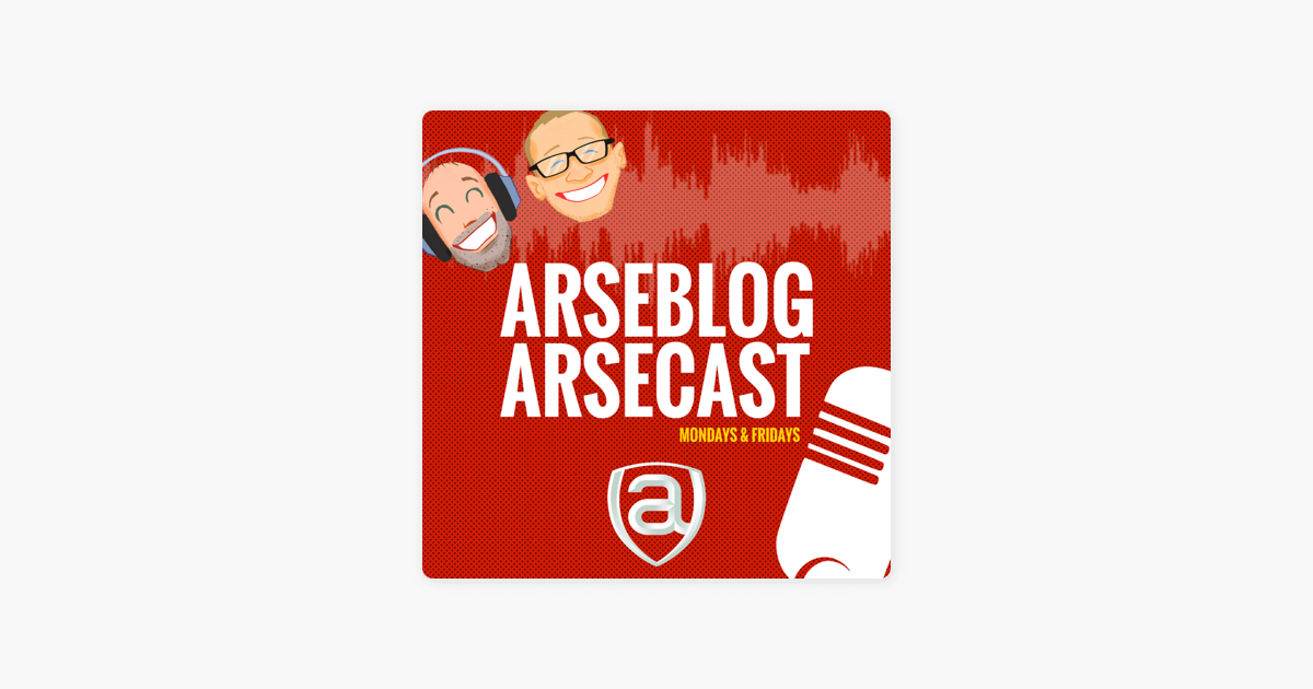 arseblog podcast