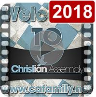 Pastor Bill's 2018 Video Archives podcast