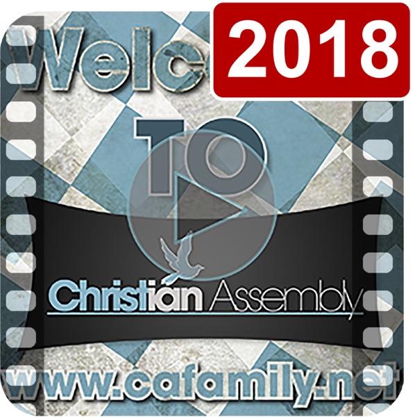 Pastor Bill's 2018 Video Archives