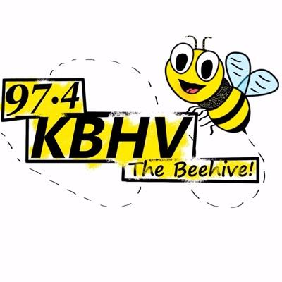 97.4 KBHV - The Beehive