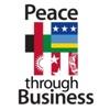 PEACE THROUGH BUSINESS® artwork