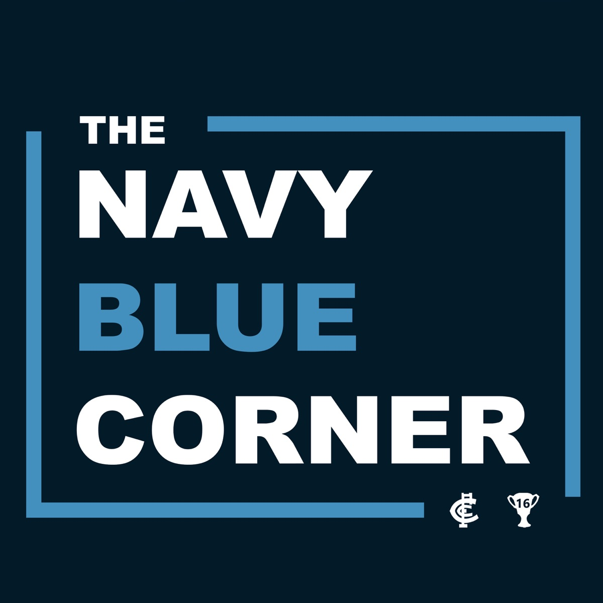 The Navy Blue Corner - Carlton FC