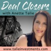 Real Estate Deal Closers with Anette Talie's Podcast artwork