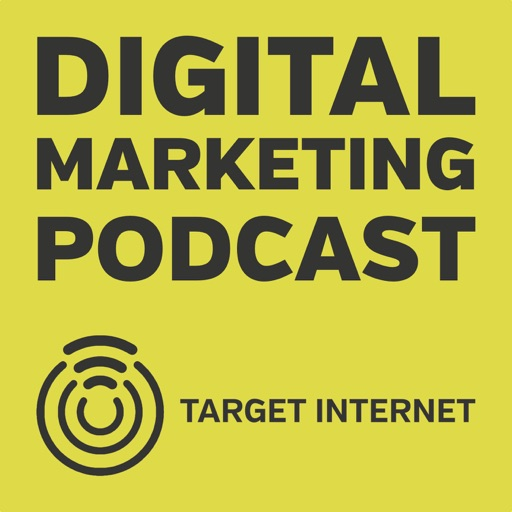 Cover image of The Digital Marketing Podcast