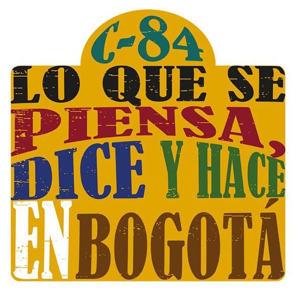 Lo que se piensa, dice y hace en Bogotá