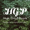 High, Good People artwork