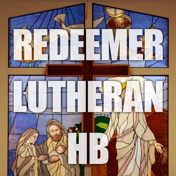 Redeemer Lutheran Church, Huntington Beach, CA (LCMS) banner backdrop