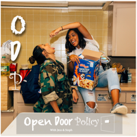 Open Door Policy with Jess & Steph podcast
