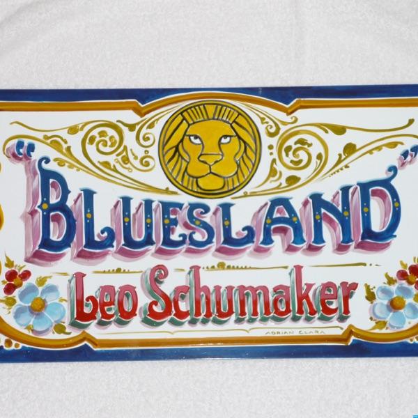 """Leo's """"Bluesland"""""""