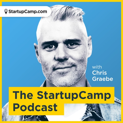 Cover image of The StartupCamp Podcast with Chris Graebe