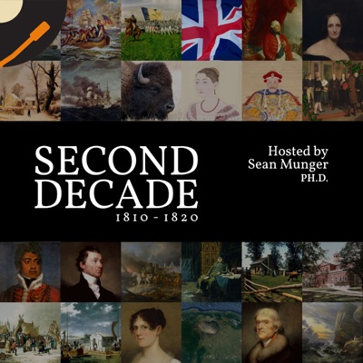 Second Decade:Recorded History Podcast Network