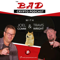 Podcast cover art for The Bad Crypto Podcast