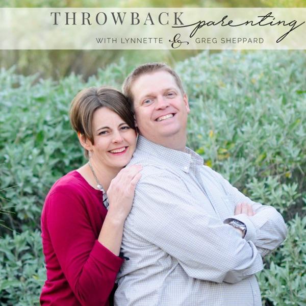 Throwback Parenting