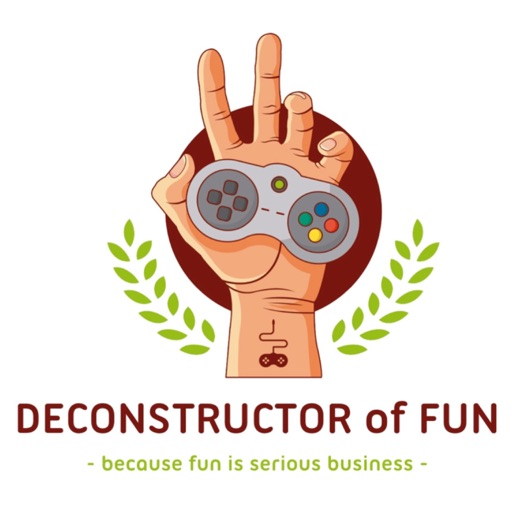Cover image of Deconstructor of Fun