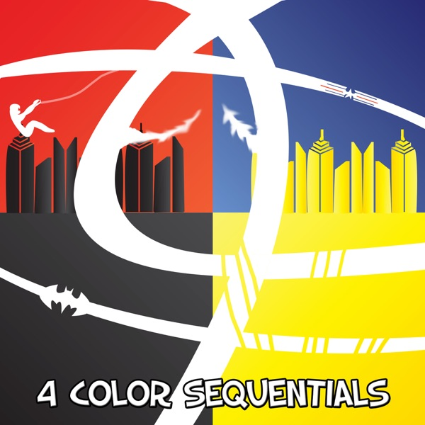 4 Color Sequentials - A Comics Podcast