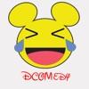 DCOMedy artwork