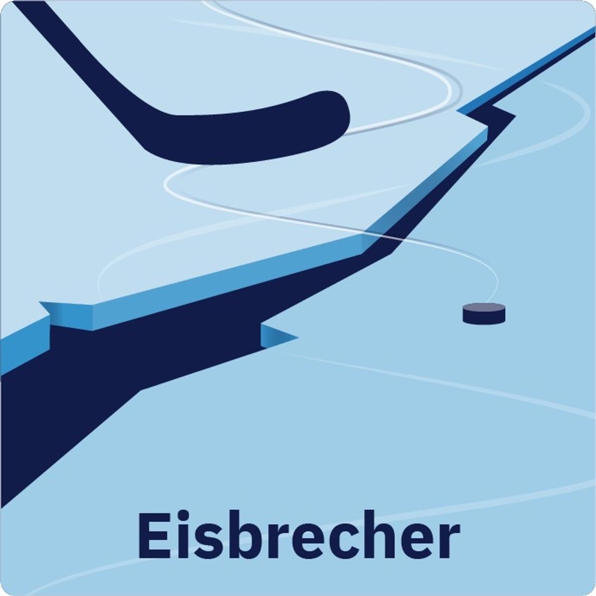 «Eisbrecher - der Hockey-Podcast von Tamedia»
