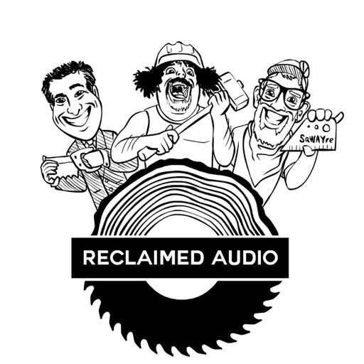 Cover image of Reclaimed Audio Podcast