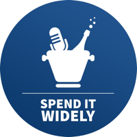 Spend it Widely podcast
