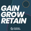 Gain Grow Retain: B2B SaaS Customer Success artwork