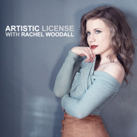 Artistic License with Rachel Woodall from WGN Plus podcast