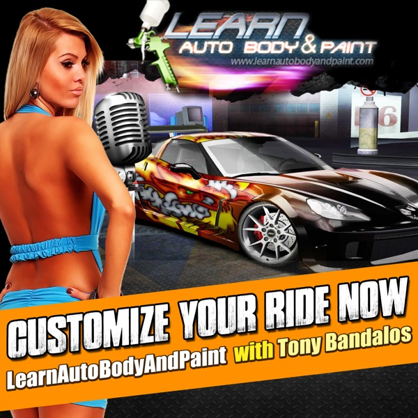 The Learn Auto Body And Paint Weekly Pod