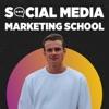 Social Media Marketing School artwork