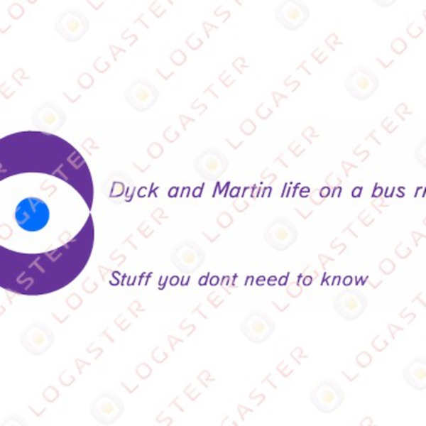 Dyck and Martin life on a bus