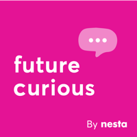 Podcast cover art for Future Curious