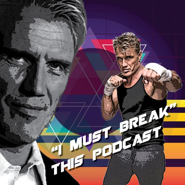"""I Must Break"" This Podcast"