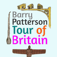 Barry Patterson Tour of Britain Podcast podcast