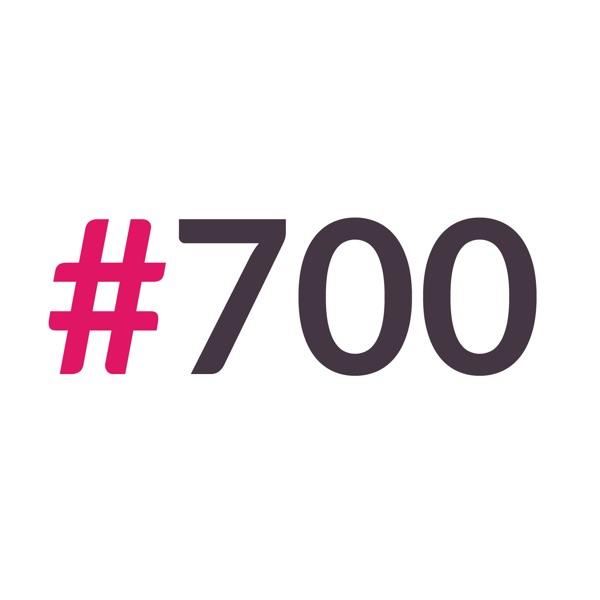 Hashtag700