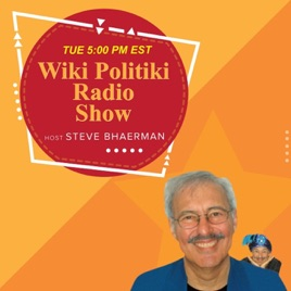 Wiki Politiki with Steve Bhaerman on Apple Podcasts