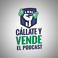 Podcast cover art for Cállate y Vende
