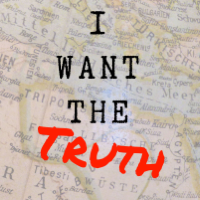 I Want the Truth podcast