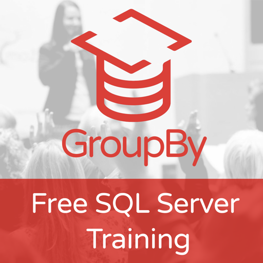 Cover image of GroupBy – Free SQL Server Training