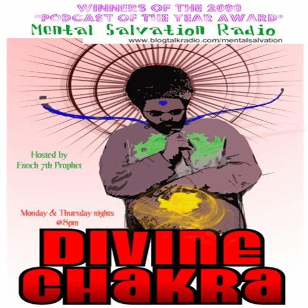 """2008 """"PODCAST OF THE YEAR AWARD"""" Mental Salvation Radio"""