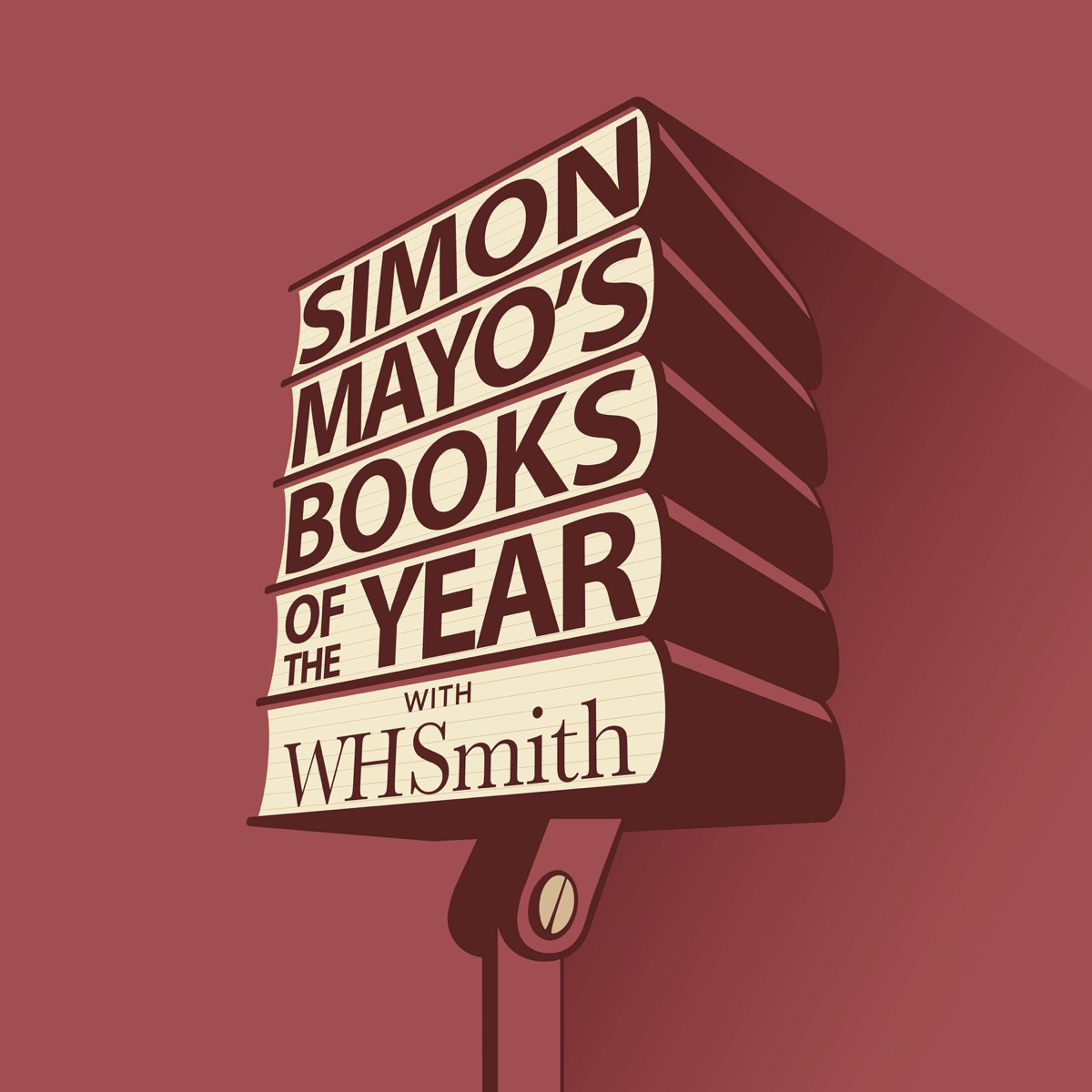 Simon Mayo's Books Of The Year