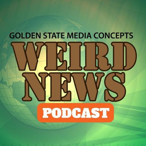 Cover image of GSMC Weird News Podcast