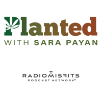 Planted with Sara Payan on Radio Misfits podcast