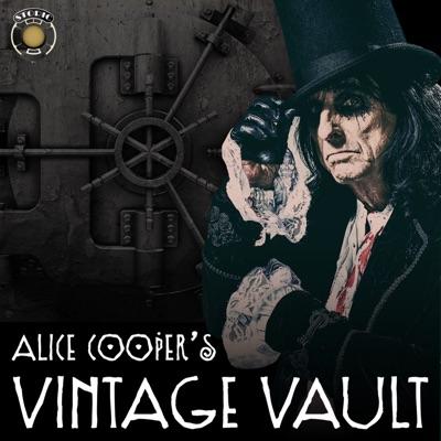 Alice Cooper's Vintage Vault Podcast:Alice Cooper's Vintage Vault