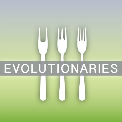Cover image of Evolutionaries