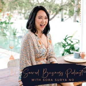 Sacred Business Podcast