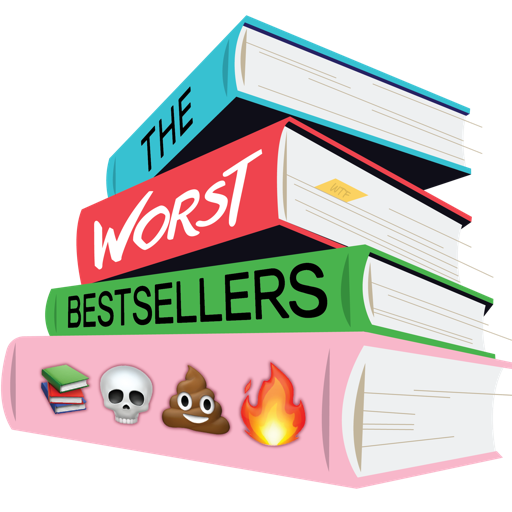 Cover image of The Worst Bestsellers