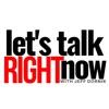 Let's Talk Right Now with Jeff Dornik artwork