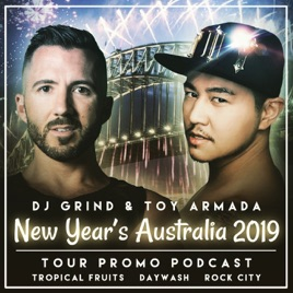 DJ GRIND | The Daily Grind: December 2018 Mix | Toy Armada