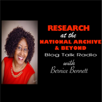 Research at the National Archives and Beyond! podcast